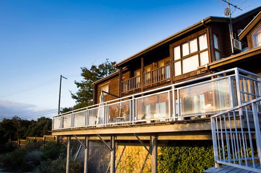 一棟貸しのホテル&コテージで休日を贅沢に楽しむ〈La Terrasse Awaji〉|淡路・洲本におでかけ|おでかけコロカル