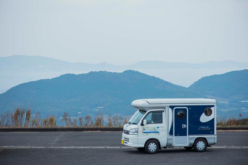 キャンピングカーでラクラク! 長崎・移住先探しの旅 その1:キャンピングカーを借りてみる ローカルの暮らしと移住