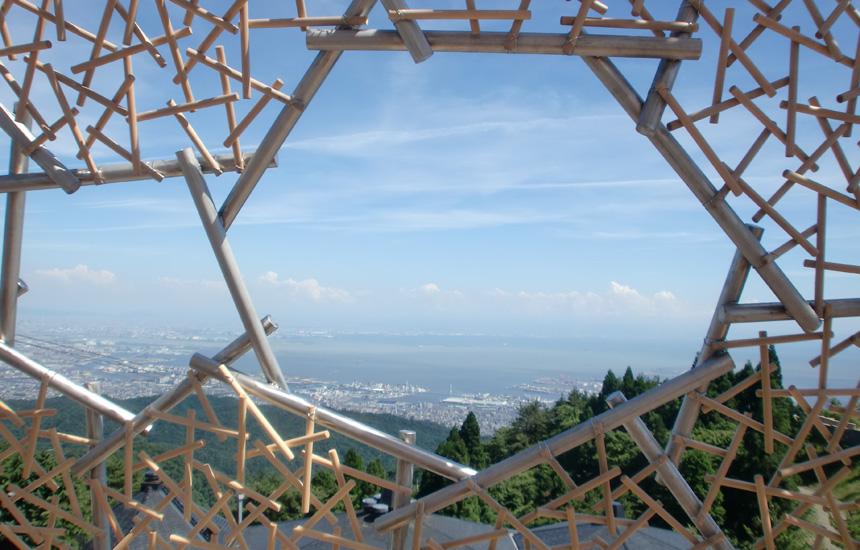 思い立ったらすぐ行ける。神戸のふたつの山、六甲山と摩耶山へ|CLASS KOBE - CLASSな神戸の物語