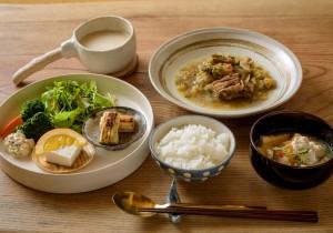 長野市産の食材でつくる〈長野市の定食〉が期間・数量限定で登場