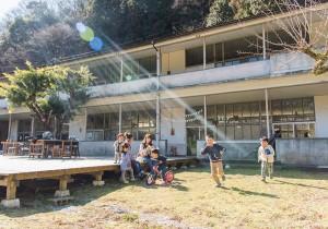 教えて、How to休廃校再活用。眠っていた学校を起こす徳島県三好市の …