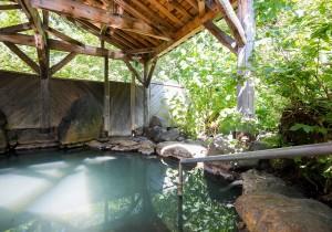 5つの源泉をもつ、旭岳温泉の美食宿〈湯元 湧駒荘〉 山小屋ツインが今夏 …
