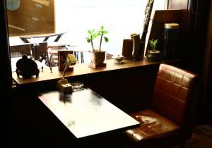 港町のムーディーなジャズ喫茶。函館の〈jazz spot Leaf〉